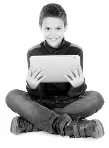 Boy 01 Tablet - High Resolution