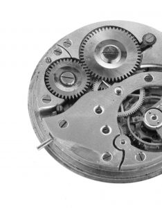 Clock - High Resolution
