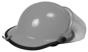 Fireman Helmet - High Resolution