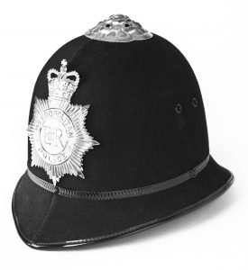 Police Helmet - High Resolution