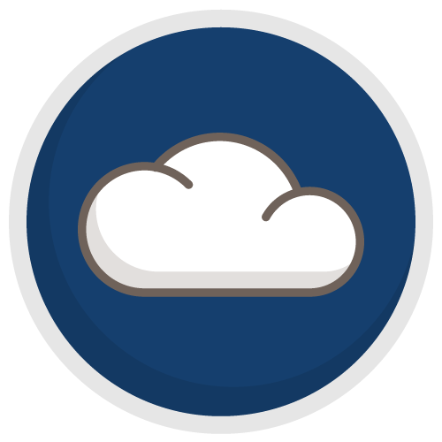 Cloud Hosted Software icon